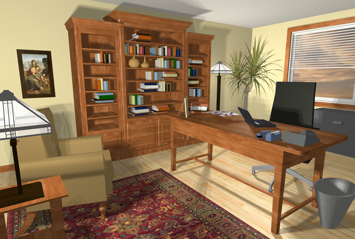 Chief architect community library item details for Home designer professional